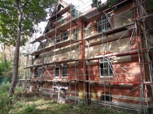 Referenz Sanierung Villa Leipzig
